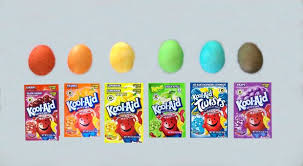 how to dye easter eggs with kool aid 4 steps with pictures
