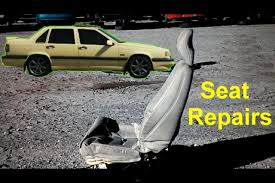 front seat removal volvo 850 s70 v70 etc auto repair series