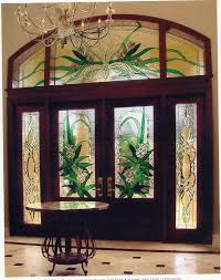 custom etched glass doors cr pineapple 2 custom glass by cr doors residential