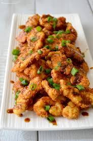 cuisine chinoise poulet poulet croustillant sauce sucrée salée citronnée