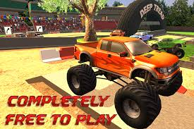 ultimate monster truck rally android apps google play