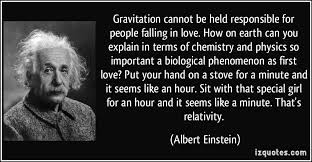 gravitation cannot be held responsible for falling in