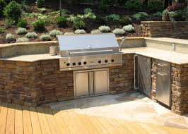 Outdoor Patio Grill Island Outdoor Patio Grill Ideas Home Design Ideas