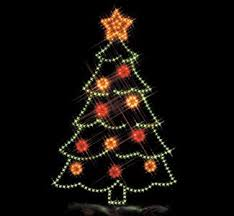 lighted christmas tree yard decorations 121 best christmas yard art images on pinterest christmas decor