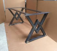 Best  Table Bases Ideas Only On Pinterest Custom Glass Table - Metal table base designs