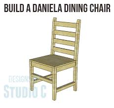 DIY Farmhouse Kitchen Chairs DIY Furniture Farmhouse Chairs And - Diy dining room chairs
