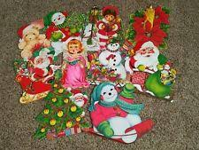 vintage christmas decorations ebay