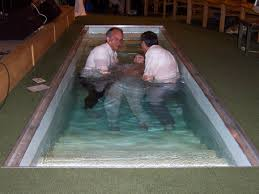 baptistry pools design a church for many denominations year 7 religious studies