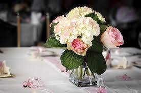 flower arrangements with lights extravagant floral arrangements for your dining table