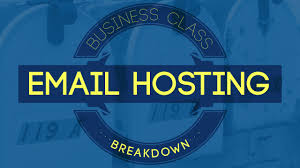 Outlook Business Email Hosting by Business Class Email Hosting Breakdown Ben Stewart