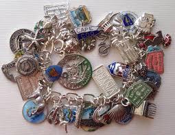new products echarmony com shield charms vintage enamel travel