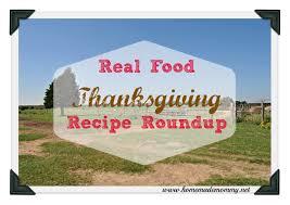 real food thanksgiving recipe wish list