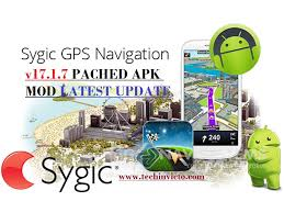 sygic apk data sygic gps navigation maps v17 1 7 patched apk mod