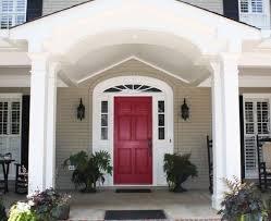 Front Door Color Best Front Door Colors For A Beige Home U2022 Kelly Bernier Designs