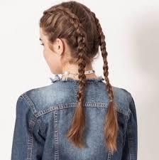 thin hair braids thin hair hacks 5 cute as hell easy hairstyles for fine hair types