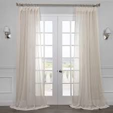 Hanging Curtains With Rings How To Attach Rings On A Curtain Overstock