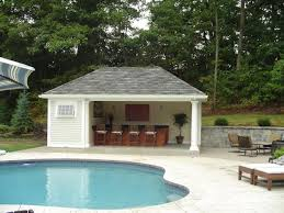 pool house plans with bathroom decorating building a pool house with bathroom pool house bedroom
