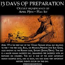 May Day Meme - understanding the occult holiday of april 30th may day eve and may