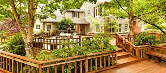 burloak deck and fence high quality custom decks for oakville