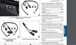 auxiliary light power switch kit harley davidson forums