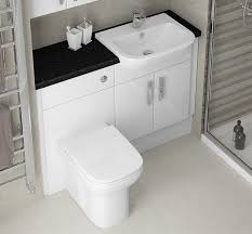 Bathroom Fitted Furniture White Gloss Bathrooms Fitted Furniture From Mallard