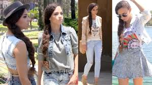 What To Wear With Light Jeans How To Layer Denim Ways To Wear With Jeans Jean Jacket