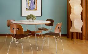 nelson swag leg round dining table hivemodern com overview