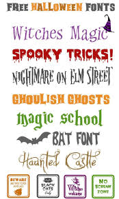 Halloween Craft Patterns 22 Best Free Fonts Images On Pinterest Lyrics Pretty Fonts And
