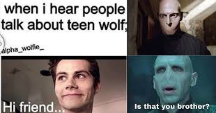 Memes For Teens - 15 hilarious teen wolf memes that every fan will appreciate
