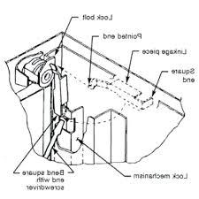 file cabinet replacement parts repair file cabinet lock hon youtube inside file cabinet lock