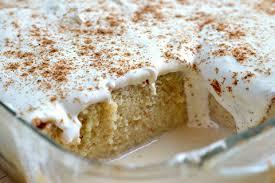 orange tres leches cake recipe