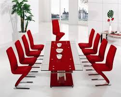 dakota black glass dining table with armada dining chairs implex