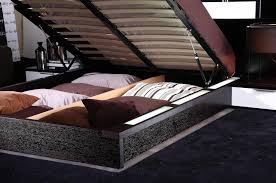 build platform bed with storage vaneeesa all bed and bedroom