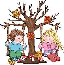 imagenes animadas de otoño de otoño