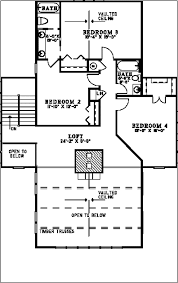 House Plans And More Com by Gardner Creek Shingle Style Home Plan 055d 0852 House Plans And More