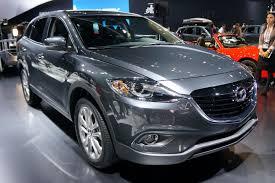 Cx 9 Redesign 2017 Mazda Cx 9 Suv Sharpens Up Kodo Style Automotive99 Com