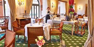 Lorenz Adlon Esszimmer Restaurant Berlin Hotel Adlon Kempinski Travelzoo