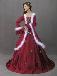 christmas wedding dresses christmas gowns dressed up girl