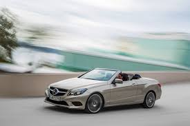 first look 2014 mercedes benz e class coupe and cabriolet