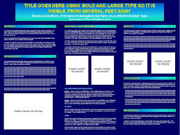 microsoft powerpoint poster template microsoft powerpoint poster