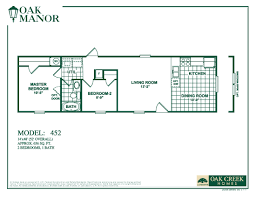 oak creek mobile homes floor plans floor decoration