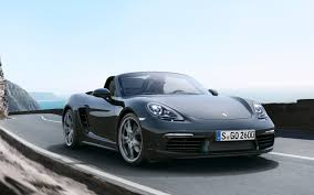 porsche models 2017 porsche 718 boxster we u0027re driving it this week the car guide