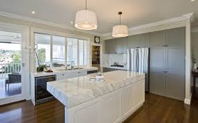 Sliding Door Kitchen Cabinet Kitchen Modern Kitchen With Glass Sliding Door Also Wooden Kitchen