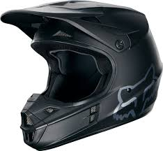 motocross helmets 2018 fox mx v1 motocross helmet matte black 1stmx co uk