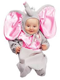 Infant Bunting Halloween Costumes Pink Bunny Newborn Infant Costume Animal Costumes Wholesale