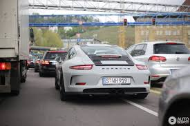 fashion grey porsche gt3 porsche 911 r 16 april 2017 autogespot