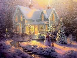Thomas Kinkade Christmas Tree For Sale by Blessings Of Christmas By Thomas Kinkade Youtube