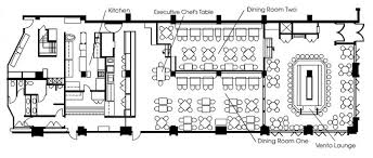 restaurant blueprint layout interior pinterest restaurants