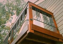 Banister Railing Kits Decks With Metal Railings See Lots Of Deck Railing Ideas Http