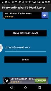 fb hacker apk fb hacker prank 1 0 apk for android aptoide